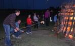 Kresovanje in pajanjem krüja v Črenšovcih